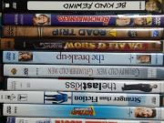Lot of 15 comedy DVDs in English