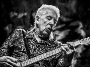 John Mayall concert in Rome
