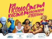 Free animated film festival in Rome school