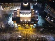 Rome illuminates Synagogue with LED lights