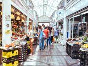 Testaccio Market in Rome