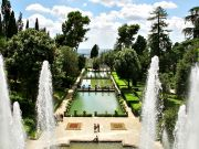 Weddings at Villa d'Este and Villa Adriana in Tivoli