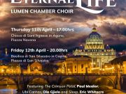 Songs for Eternal Life by Lumen Chamber Choir