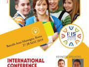 Rome School International Conference 2019