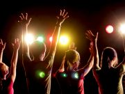 Rome musical theatre workshop in English for kids