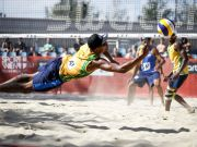 Rome to host 2021 beach volleyball world championships