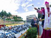 S. Francesca Romana: Rome patron saint of drivers