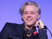 Bob Geldof reads Keats love letters in Rome