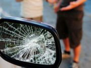 British drivers warned of Rome mirror scam