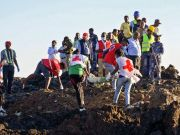 Rome's WFP and FAO mourn eight dead in Ethiopia air crash