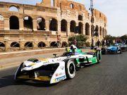 Formula E returns to Rome