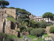 Gucci sponsors restoration of Rome's Tapeian Rock