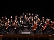 Lincoln Youth Symphony Orchestra in Rome