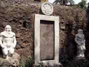 The curious tale of Rome's Magic Portal