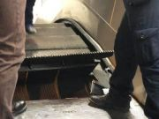 Rome's Barberini metro station closed after escalator collapse