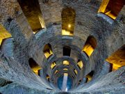 St Patrick's Well: a highlight of Orvieto