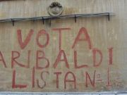 Rome to restore Vota Garibaldi sign in Garbatella
