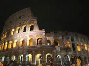 Rome renews Colosseum lighting system