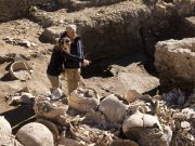 Rome unearths ancient Roman kiln in Trastevere