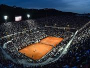 2019 BNL International Tennis tournament in Rome