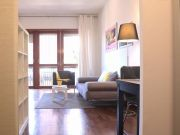 Gorgeous studio with balcony and A/C for rent in Villa Bonelli