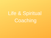 Life & Spiritual Coaching (English/Italian)
