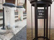 Rome to get new rubbish bins