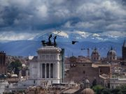 Coldest May in Italy since 1957