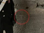 Hungarian tourist carves letter T into Colosseum