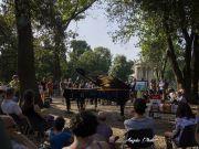 Piano Day at Villa Borghese in Rome