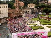 World record for Rome's Race for the Cure