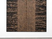 Richard Long at Lorcan O'Neill Gallery in Rome