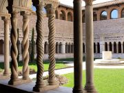 Cloister of S. Giovanni in Laterano: Mediaeval treasure in Rome