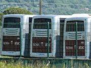 Rome sends rental buses back to Israel