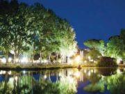 World music festival at Villa Ada in Rome