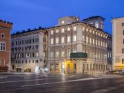 New space for major art shows in Rome's Piazza Venezia