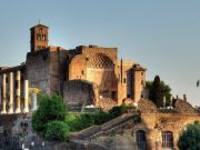 Fendi to restore Temple of Venus and Rome