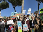 Wanted in Rome Junior: Rome's international schools prioritise reduction of plastic