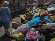 Lazio Region helps with Rome trash crisis