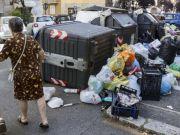 Rome trash crisis: doctors say risk of disease