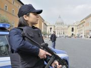 Terror alert called off in Rome