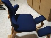 Stokke ergonomic computer chair