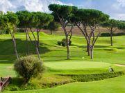 Golfing in Rome