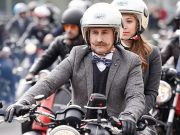 Distinguished Gentleman's Ride in Rome