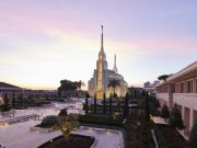 Rome hosts Europe's largest Mormon temple