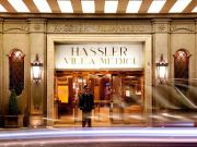 Jewellery thief poses as technician at luxury Hassler hotel in Rome