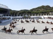 Longines Global Champions showjumping in Rome