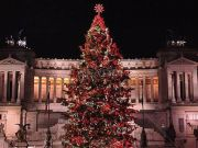 Netflix to sponsor Rome Christmas tree again