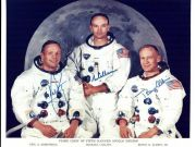 Rome honours Apollo 11 astronaut Michael Collins