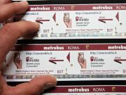 Rome to raise bus ticket price to €2 from 2023